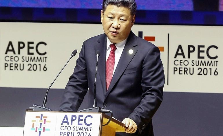 La Chine s'affirme en championne du libre-échange face à Trump