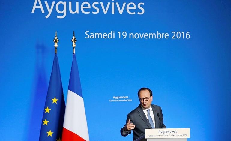 François Hollande contre la tentation du