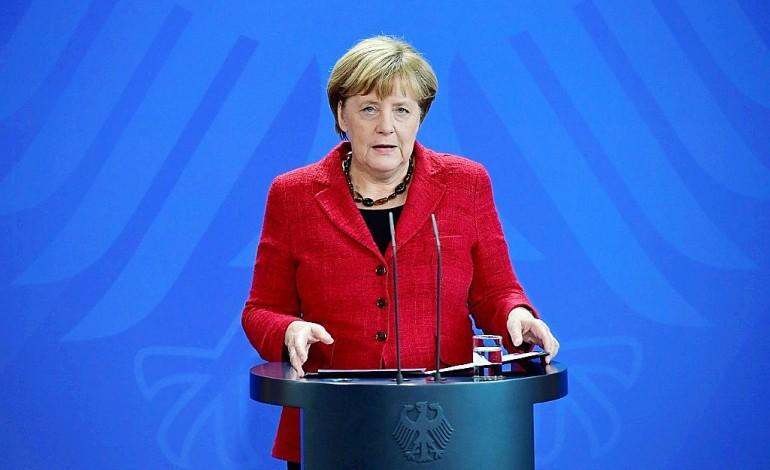 Merkel en route pour un nouveau mandat de chancelière