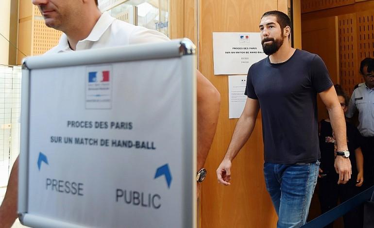 Paris du hand: début du procès en appel de Nikola Karabatic