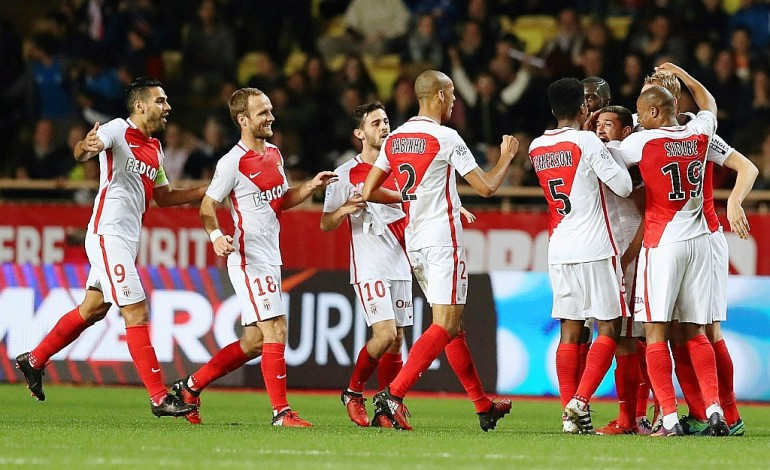 Ligue 1: Monaco impitoyable, Lorient inconsolable