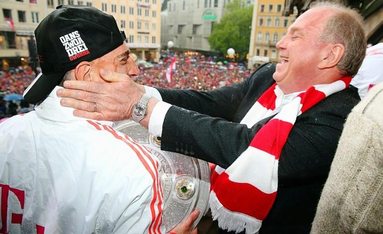 Bayern: Ribéry prolonge, une affaire de famille