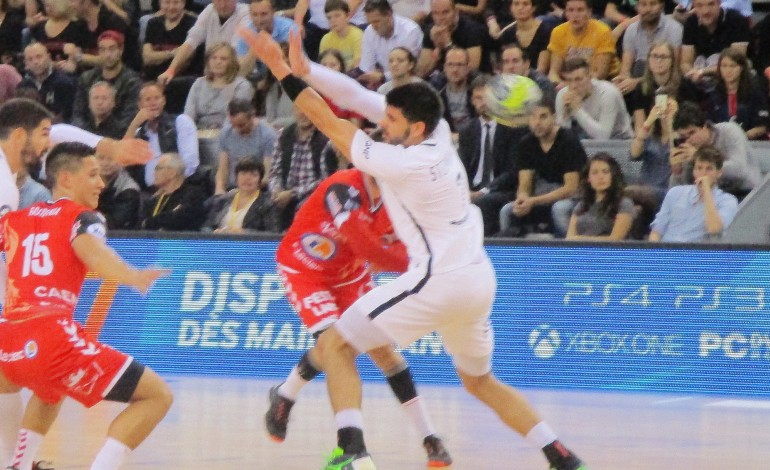 Handball: les Vikings traversent des eaux troubles