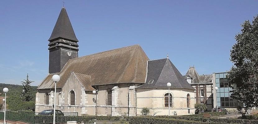 Rouen. En Seine-Maritime, un appel aux dons pour restaurer une église menacée