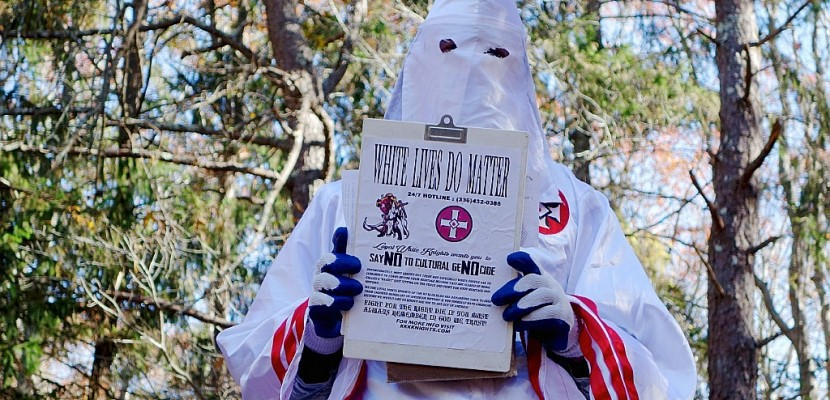 Avec Trump, le Ku Klux Klan rêve d'une improbable renaissance