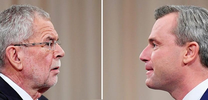 Autriche: vote présidentiel, extrême droite aux portes du pouvoir