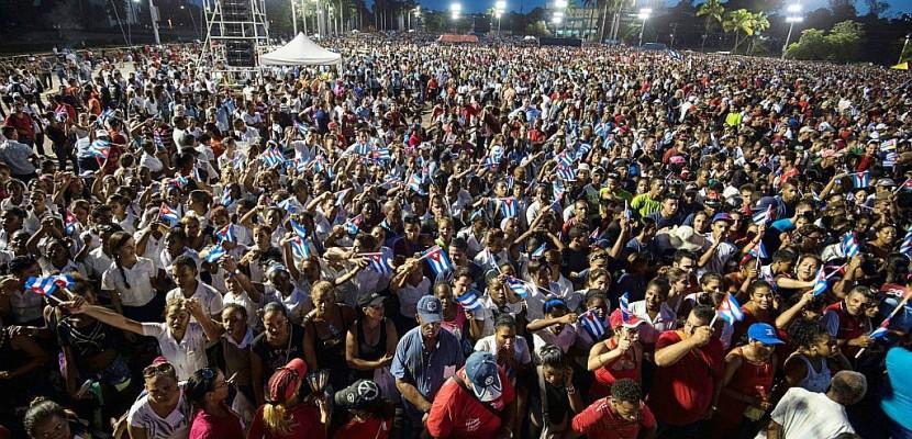 Cuba dit adieu à Fidel Castro et entre dans une nouvelle ère