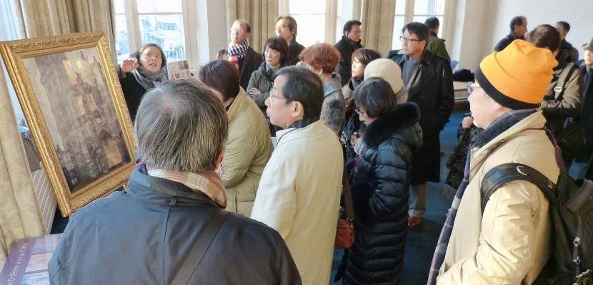 A Rouen, opération séduction pour faire revenir les touristes japonais après les attentats