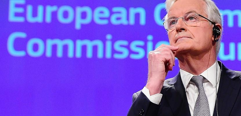 Brexit: pour l'UE, la négociation doit être conclue d'ici à octobre 2018
