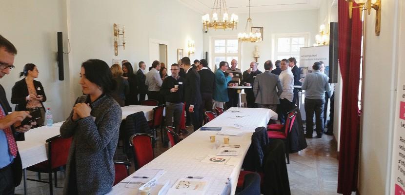 L'Aigle. Business Meeting à L'Aigle : favoriser les circuits courts dans l'industrie
