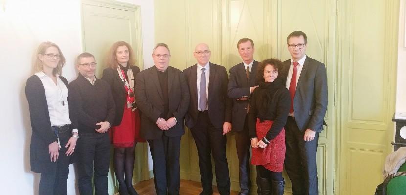 """Chambre de commerce """"Portes de Normandie"""" : la délégation de l'Orne se met en place"""
