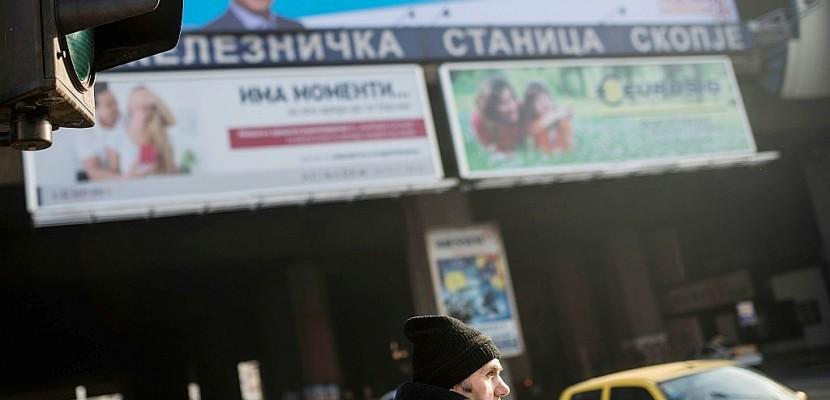 Macédoine: scrutin législatif avec espoir d'une sortie de crise politique