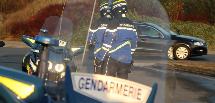 Appel à témoins en Normandie : la gendarmerie recherche le chauffard qui a tué deux piétons