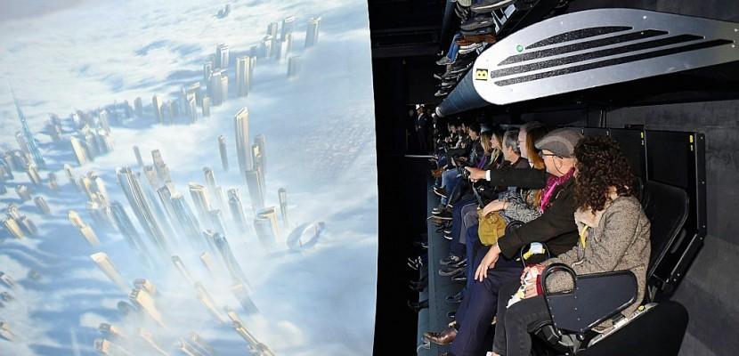 """Le Futuroscope, 30 ans, se lance dans un """"extraordinaire voyage"""""""
