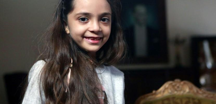 La fillette qui tweetait l'enfer syrien veut porter