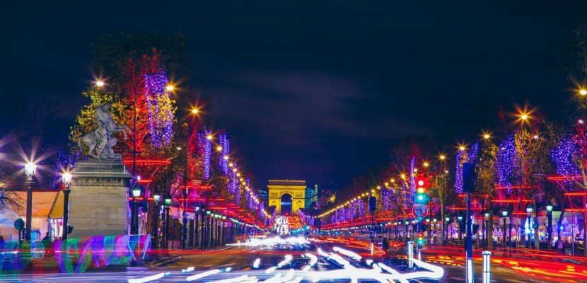 Nouvel an le spectacle du 31 d cembre sur les champs lys es de paris en di - Nouvel an insolite paris ...