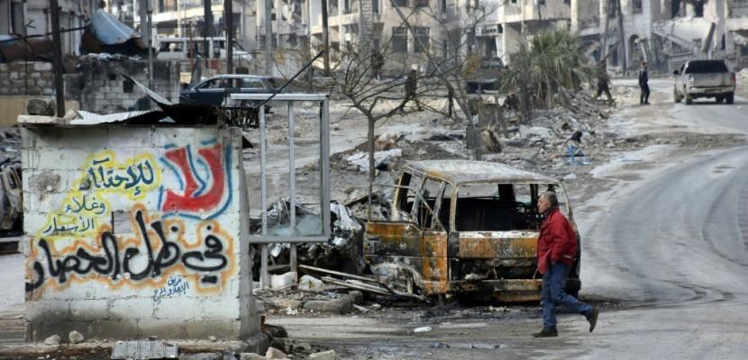 Syrie: Moscou et Ankara discutent d'un cessez-le-feu
