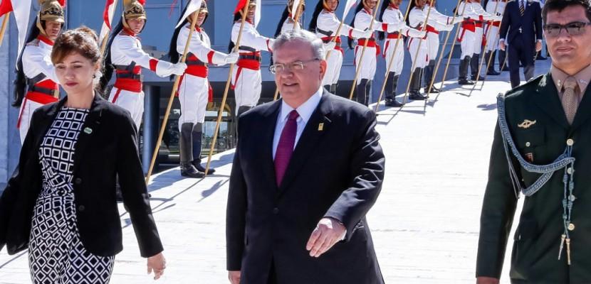 L'ambassadeur grec au Brésil sans doute victime d'un crime passionnel