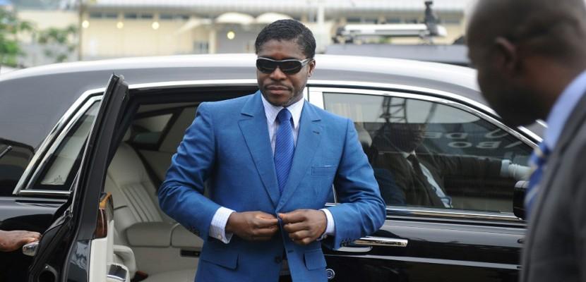 """""""Biens mal acquis"""": Teodorin Obiang jugé à Paris"""