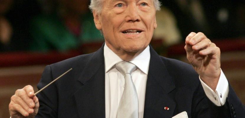 Décès du grand chef d'orchestre français Georges Prêtre