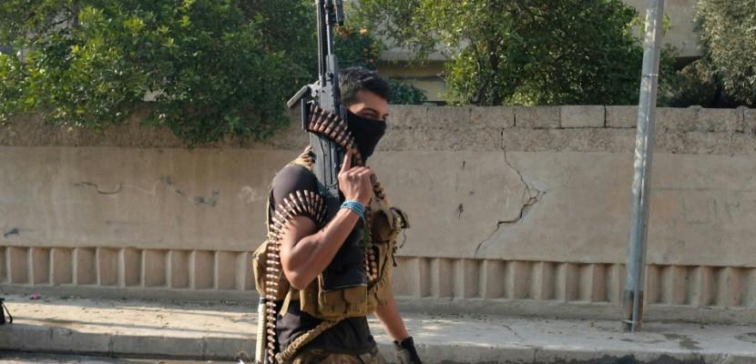 L'Irak lance une offensive contre l'EI dans l'ouest