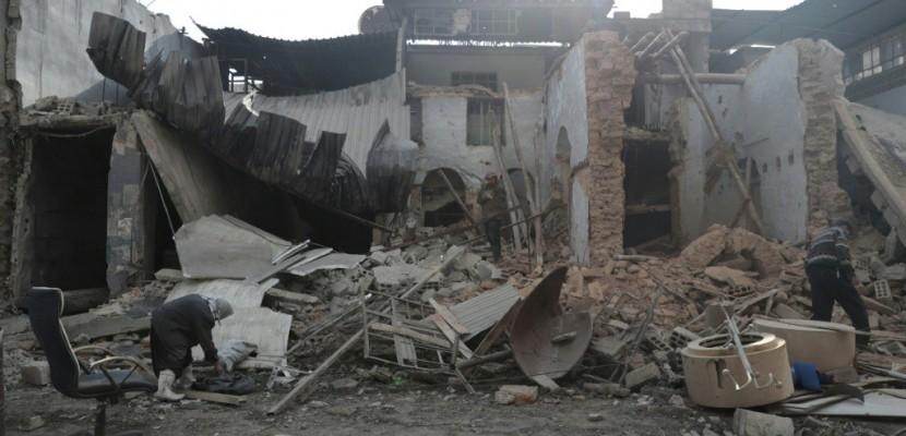 Syrie: pénurie d'eau à Damas, la trêve mise à mal par les combats
