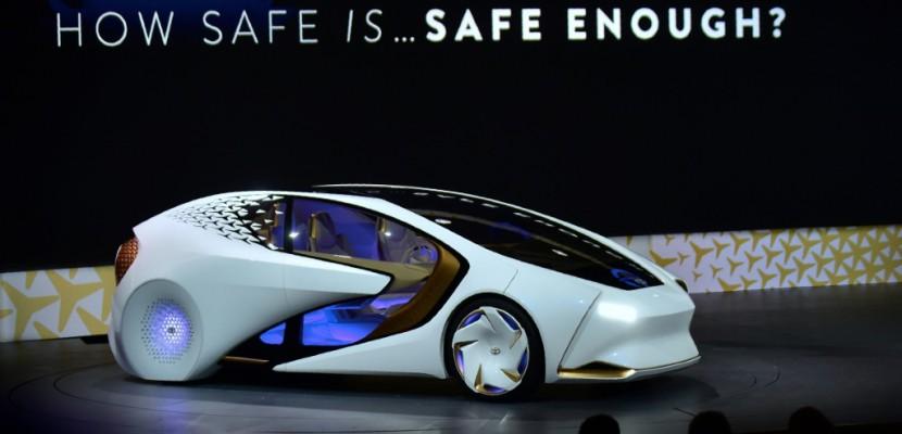 la voiture du futur veut faire bien plus que conduire toute seule. Black Bedroom Furniture Sets. Home Design Ideas