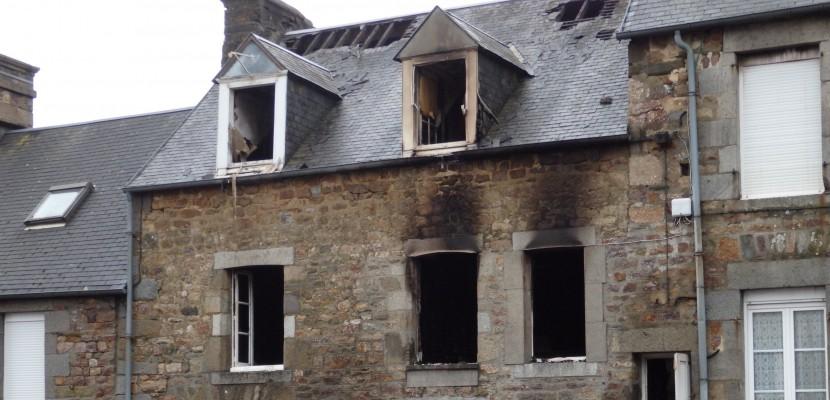 Manche : une femme a péri dans l'incendie de son logement
