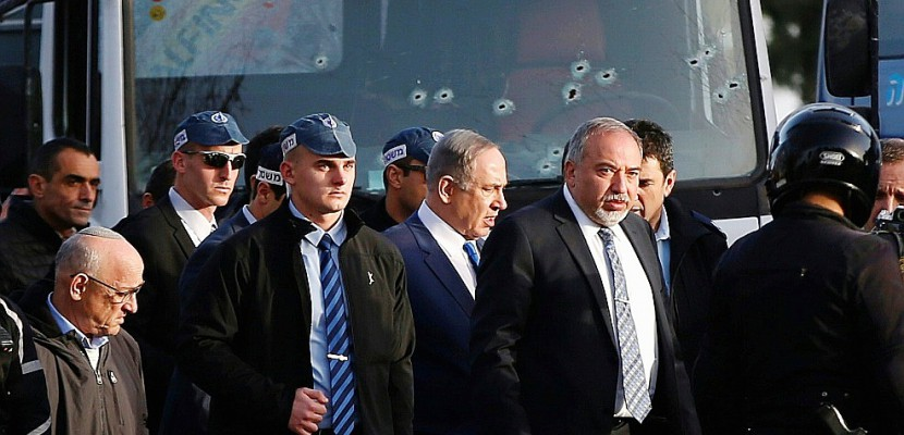 Jérusalem: 4 soldats israéliens tués dans une attaque au camion