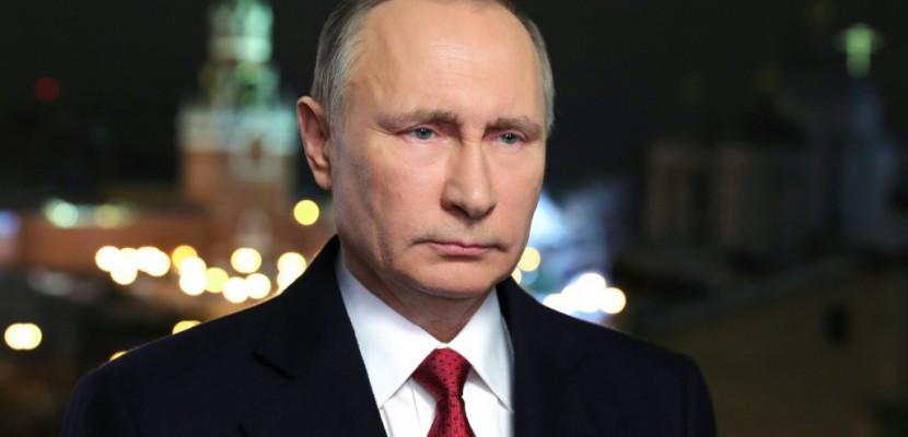 Washington sanctionne un proche de Poutine