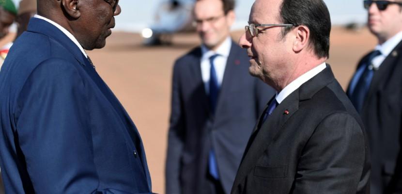 Sommet Afrique-France à Bamako sur la sécurité et la démocratie