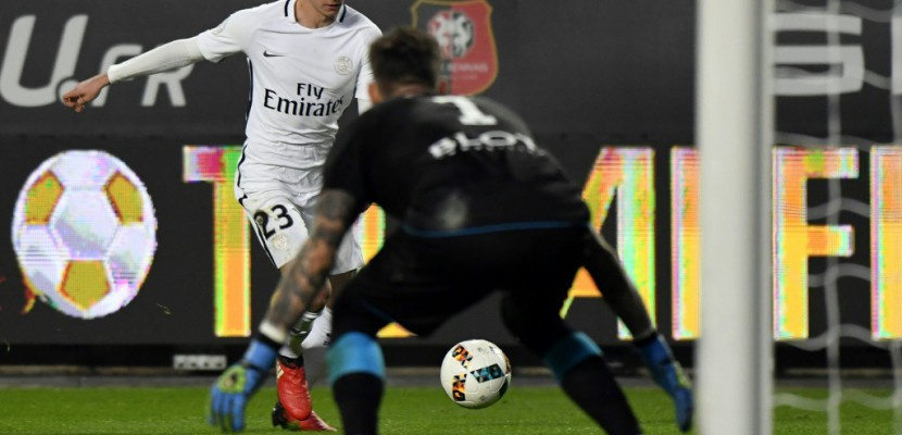 Ligue 1: tonitruant Draxler avec le Paris SG