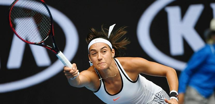 Open d'Australie: les Français Garcia et Paire éliminés au 3e tour