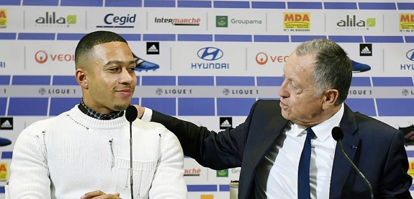Ligue 1: OL-OM, un choc d'Olympiques blessés pour se relancer