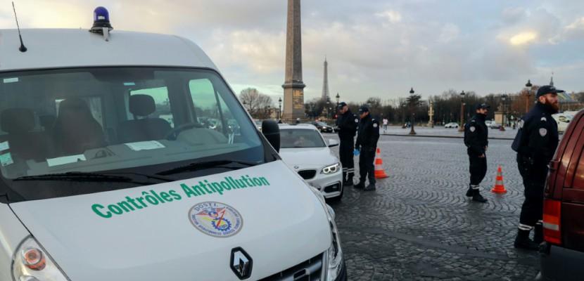 Vignette Anti Pollution Lyon : vignettes anti pollution premier test paris et lyon ~ Medecine-chirurgie-esthetiques.com Avis de Voitures