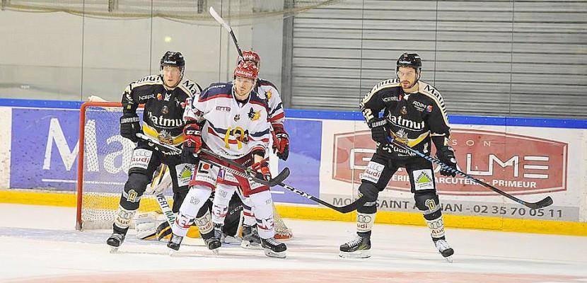 Hockey-sur-glace (Magnus) : les Dragons de Rouen battus par Grenoble !