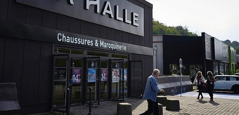 2609e5510c Calvados : des emplois menacés par la fermeture de La Halle aux Chaussures