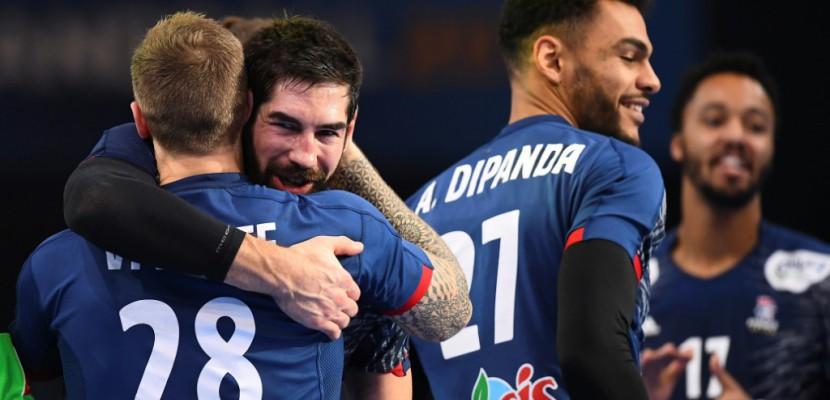Hand: France-Norvège, le titre de champion du monde à portée de mains