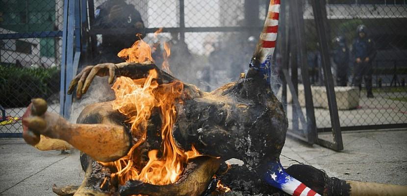 Au Mexique, le mur de Trump réveille le patriotisme