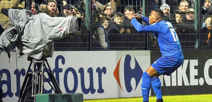 Coupe de France/16e de finale: la Ligue 1 en souffrance, Chambly à deux doigts de l'exploit