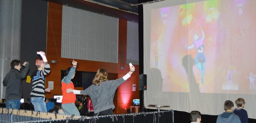 Près de Rouen, le festival de jeux vidéo Technolud vibre cette année au rythme du sport