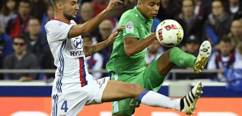 Ligue 1: Saint-Etienne-Lyon, derby brûlant au bout d'une semaine mouvementée