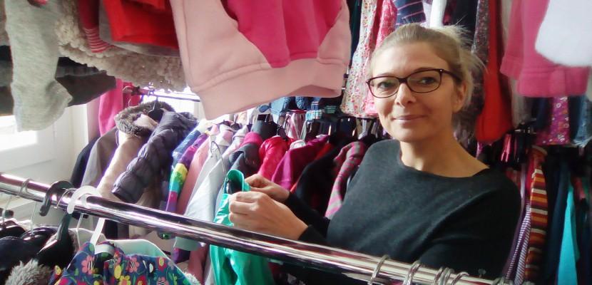 Amfreville-la-Mi-Voie. Près de Rouen, Milenvie donne une deuxième vie aux vêtements d'enfants!