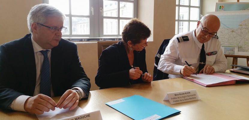 En Normandie, Orange et les gendarmes s'associent pour lutter contre le vol de câbles en cuivre