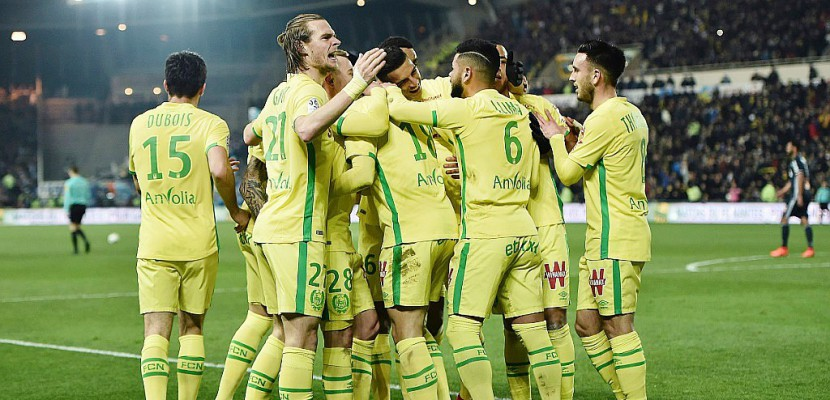 Ligue 1: Marseille battu à Nantes, Nice distancé