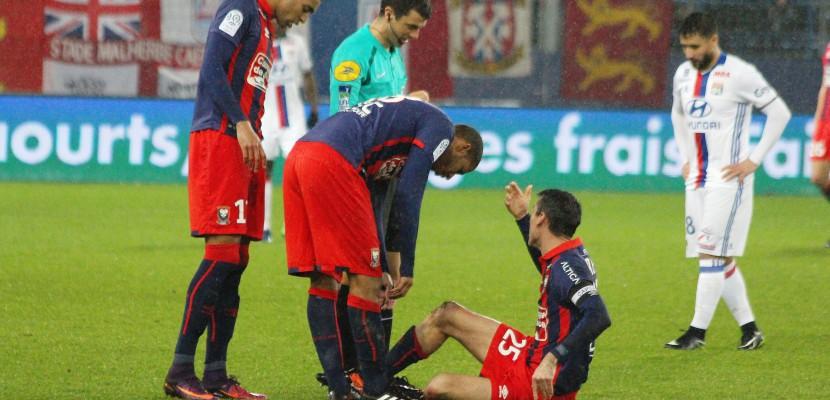 Football, Ligue 1. Double réception précieuse pour le Stade Malherbe Caen