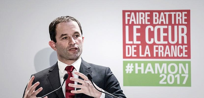 Présidentielle: Hamon joue la transparence sur son patrimoine