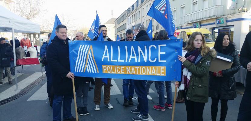 Sécurité : Alliance Police Nationale réclame des effectifs ...