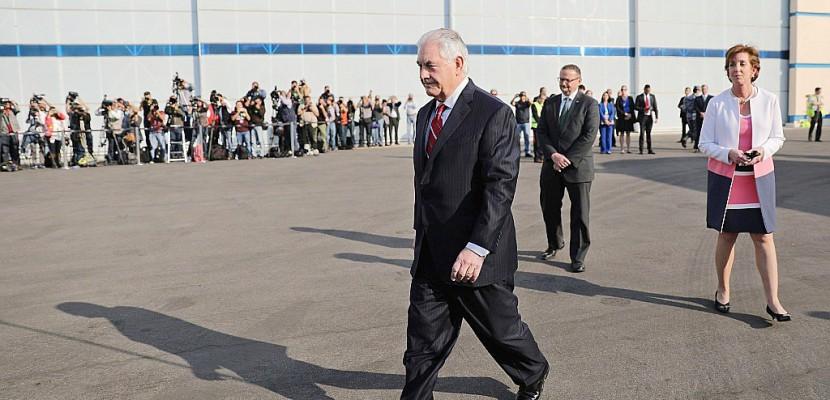 Le secrétaire d'Etat américain au Mexique pour apaiser les tensions