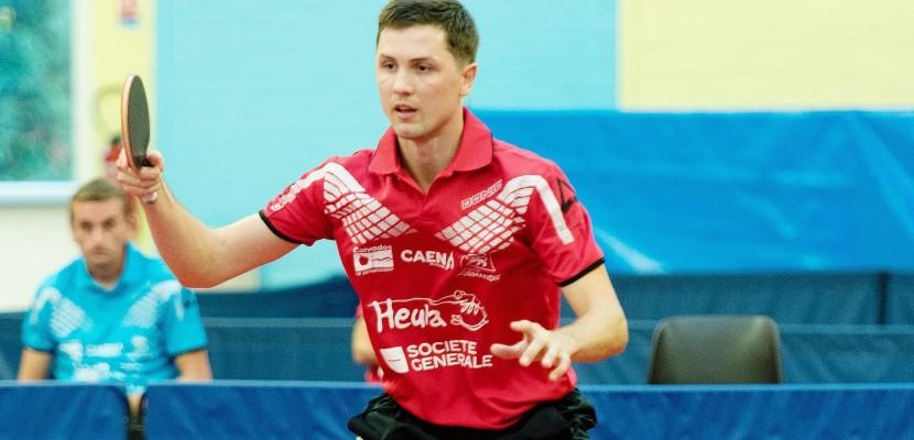 Tennis de table un caennais champion de russie - Champion de tennis de table ...